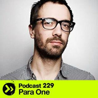 DTPodcast 229: Para One