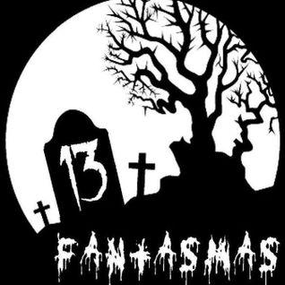 Umbral entrevista a 13 Fantasmas el daí 25 de octubre 2016 por Radio Faro 90.1 FM