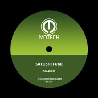 Satoshi Fumi mix on Outerspace in Aug. 2015