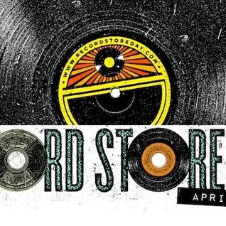 Episode 4.07 - April 18, 2015 - Record Store Day all-vinyl show