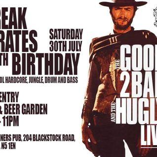 Break Pirates 15th Birthday - DJ Trax