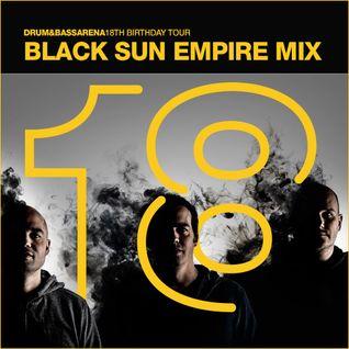 Black Sun Empire Mix - Drum&BassArena 18th Birthday Tour London