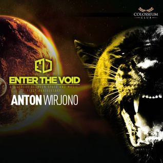 Anton Wirjono Live at Enter The Void 1st Anniversary 2016