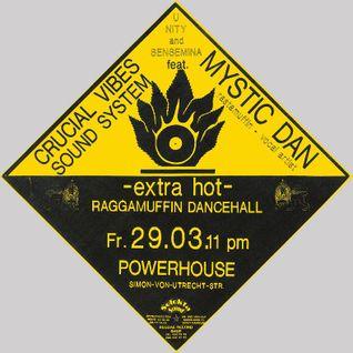 Crucial Vibes Sound @ Powerhouse Hamburg feat Mystic Dan 1996