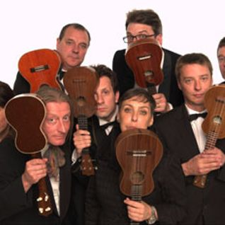 The Ukulele Orchestra of Great Britain - Interview at WOMAD 2010