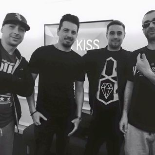 Sub Zero featuring Felon MC & MC Mekar (Playaz) @ DJ Hype Radio Show, Kiss 100.0 FM (06.04.2016)