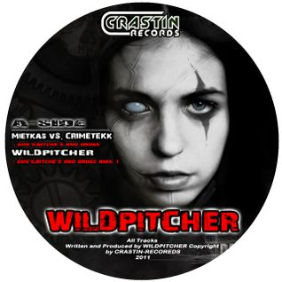 MIETKAS vs. CRIMETEKK-Bitche´s,Guns and Drug´s (WILDPITCHER REMIX.)