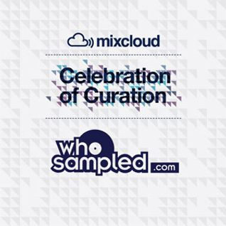 WhoSampled Celebration of Curation Mix