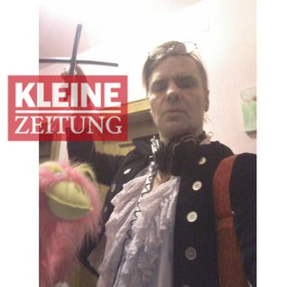 14. April 2o16 - KLEINE ZEITUNG Interview für den 29. April 2o16