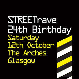 LIVE at STREETrave 24th birthday party - THE ARCHES,GLASGOW.
