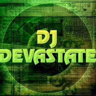 DEVASTATE Live Darksyde Radio Jump Up DRUM&BASS 21st October 2016
