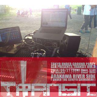 Hataken - Technoid Electro Live at TRANSIT vol.3