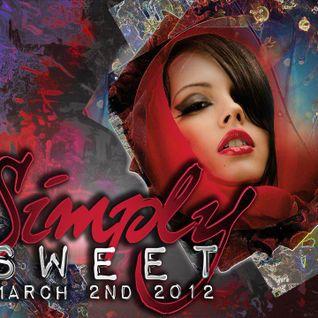 J.Splat- Simply Sweet minimix (peak hour elektrohouse & more)