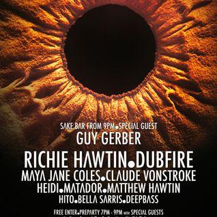 Dubfire @ ENTER.Space Ibiza - Week 2 (10.07.2014)