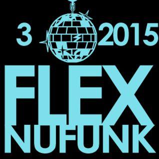 Flex live @ Whirly March 2015 NU FUNK