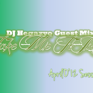 FRm - Take Me To Ibiza ! (Episode #11 14-4-2012) [DJ Hegazyo Guest Mix]