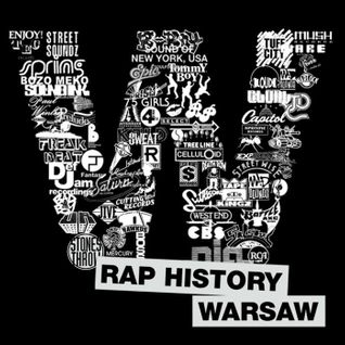 Rap History Warsaw 1996 Mixtape by Eprom