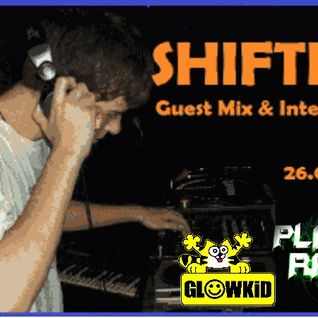 SHIFTER (RUS) @ GL0WKiD's Generation X [RadioShow] - Planet Rave Radio (26MAY2015)