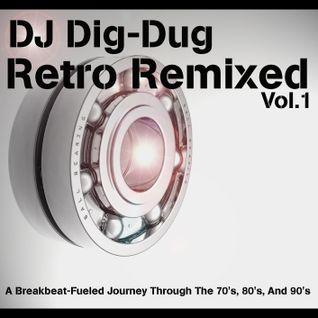 """""""Retro Remixed vol. 1""""   ///   01-19-06"""