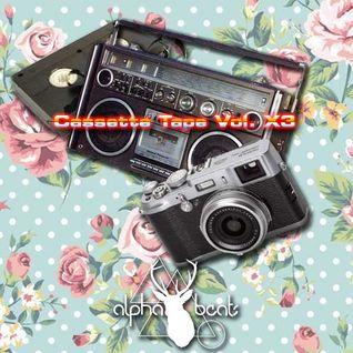 Cassette Tape Vol. X3