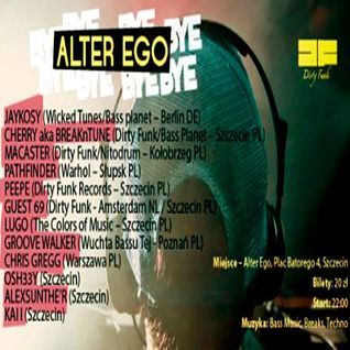 "Guest69 @ ""Bye Bye Alter Ego"" - Dirty Funk Session 20  (18-06-2016)"