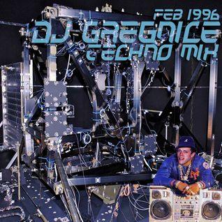 Dj GregNice - Techno side 2 Feb 1996