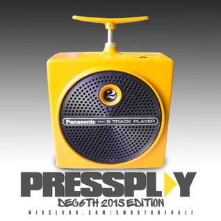 PRESS PLAY SUNDAY MIX 12/6/15