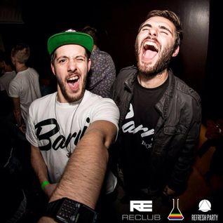 Nu-re sound @ Refresh Party w/ JUICY M - 25/10/2014
