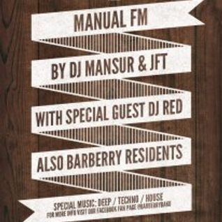 LiveSet by Manual FM (cut version)/BarberryClub/day3