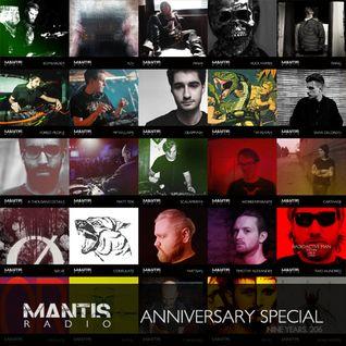 Mantis Radio 206 + Anniversary Special #9