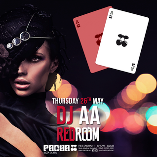 Pacha DXB Red Room - May 26 2016 Promo
