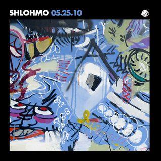 Shlohmo (Wedidit, USA) - Guest Mix for Andrew Meza's BTS Radio ('10)