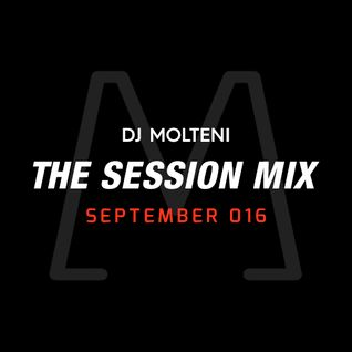 THE SESSION MIX [September 016]