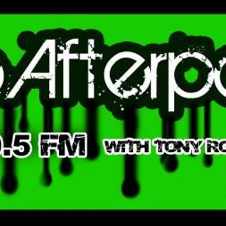 The Afterparty on C89.5 FM 06.03.2012 ft special guest Rico Tubbs