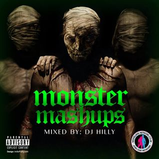Monster Mashups - Halloween Mix By DJ Hilly