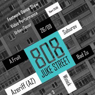 Winick – 808 Juke Street @ Autumn 2015