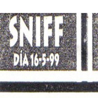 David Noir @ Sniff (16-05-1999)