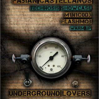 Fabian Castellanos @ Minimteck crew & Technosis showcase,Ibague. 2012-03-31