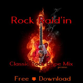 Classic Rock Promo mix 1hr DannyBoyDj