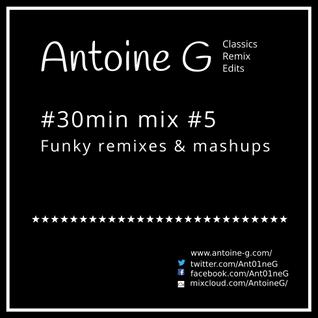 #30min mix #5 Funky remixes & mashups
