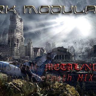 INDUSTRIAL METAL / NDH FEBRUARY AFTERMATH MIX 2016 From DJ DARK MODULATOR