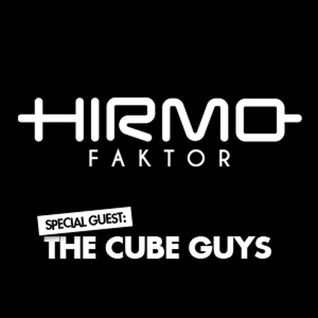 Hirmo Faktor @ Radio Sky Plus 17-04-2015 - special guest: The Cube Guys