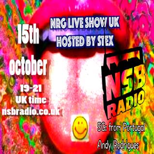 2015-10-15_Stex_NSB Radio_NRG Live Show UK_STEX DJSET