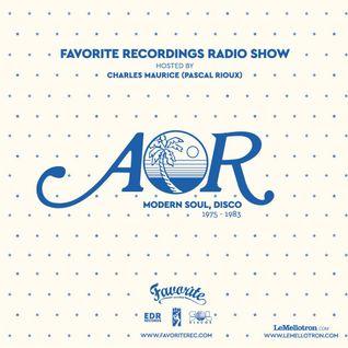 Pascal Rioux - Favorite Recordings Radio Show #4