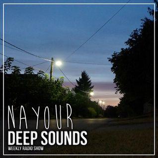 Deep Sounds Weekly Radio Show @homeradio.hu [036]