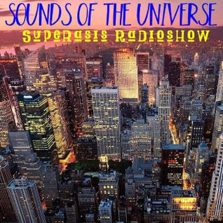193.-Sounds of the Universe RadioShow by Superasis@Park Avenue, Studio Mix, Manhattan, NYC#12.05.16