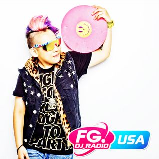 DJ Noodles - BounceOnDecks #02 on Radio FG USA