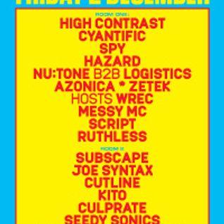 Hospitality Birmingham 02/12/11: Cutline Mix