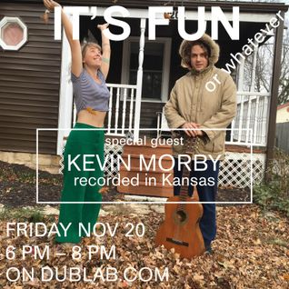 Gia Bahm w/guest Kevin Morby – It's Fun (11.20.15)