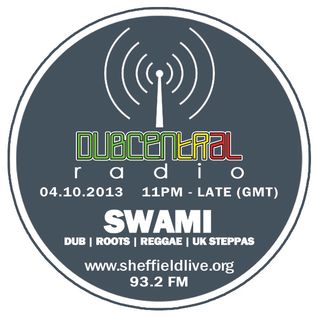 Dubcentral Radio - Swami 04.10.2013